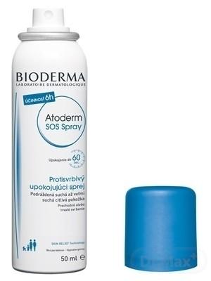 Bioderma Atoderm SOS Spray Anti-Prurito Ultra-Lenitivo 50ml