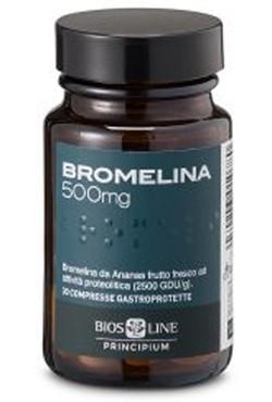 Biosline Bromelina 30 compresse