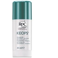 Roc Keops Deodorante Roll-on 40 ml