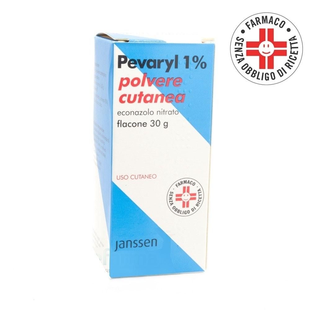 Pevaryl*Polvere Cutanea 30gr 1%