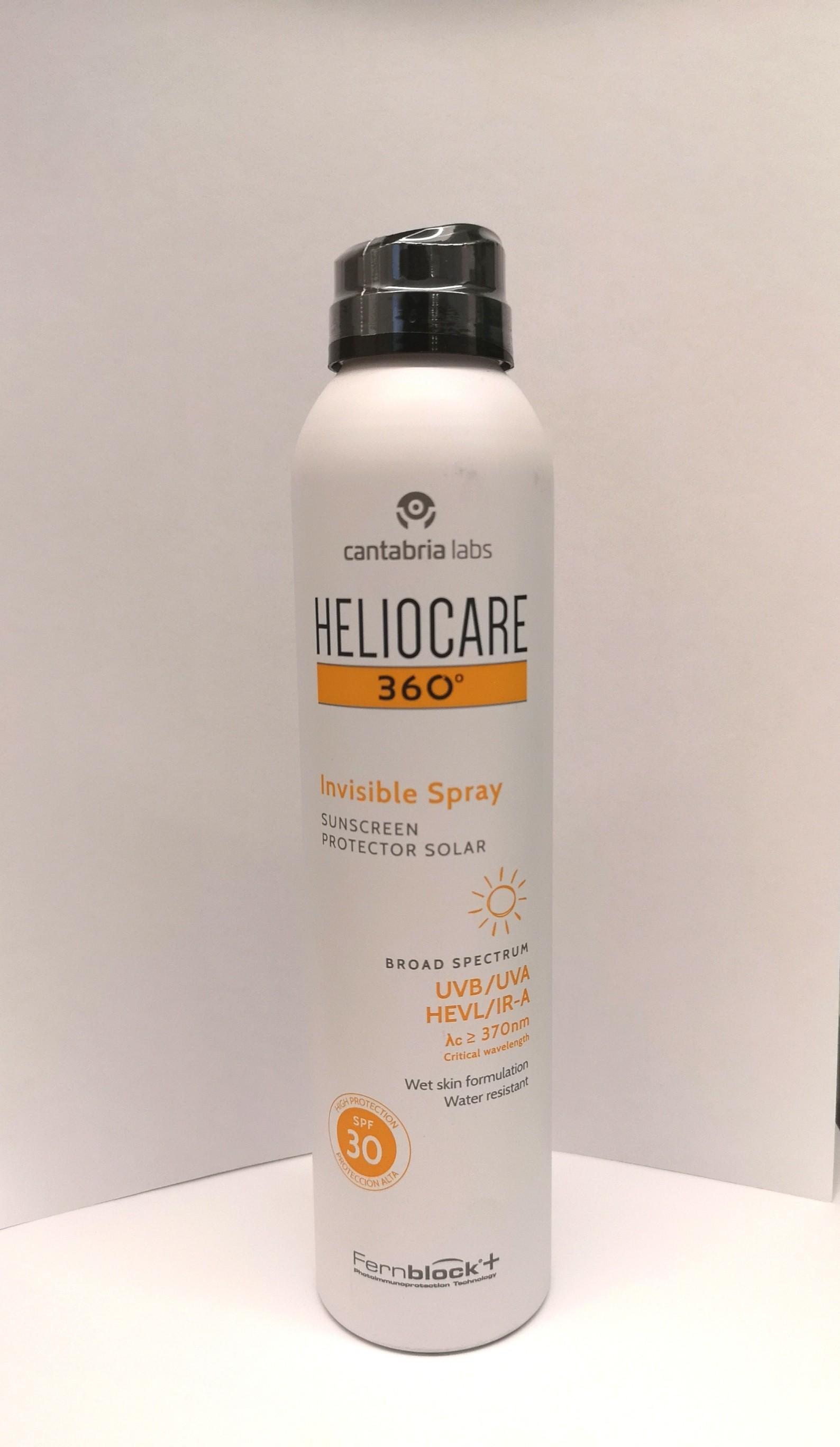 Heliocare 360 invis spr spf30