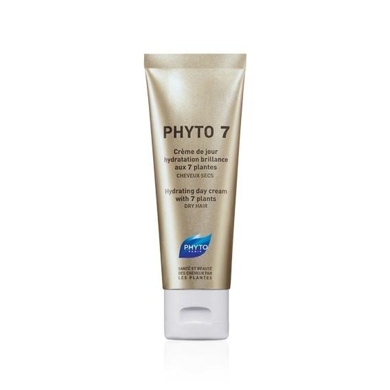 Phyto Phyto 7 Crema Da Giorno Idratazione Luminosità 50ml