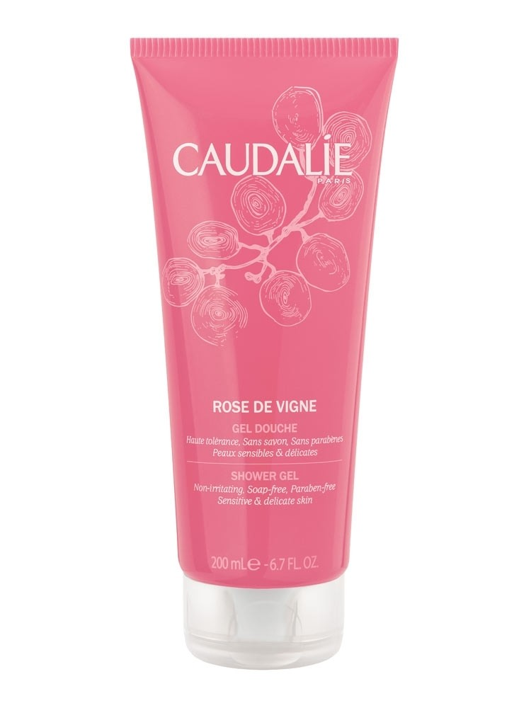 Caudalie Rose de Vigne Gel doccia 200ml