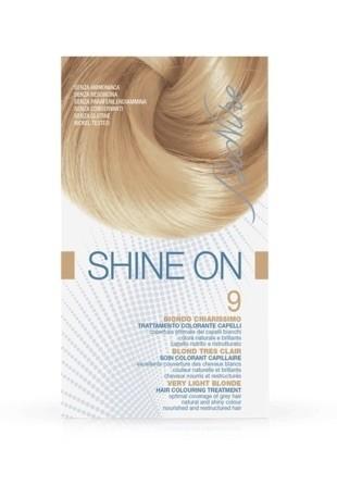 Bionike Shine On Trattamento Colorante Capelli - 9 Biondo Chiarissimo -