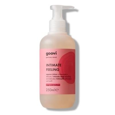 The Good Vibes Company Goovi Intimate Feeling Detergente Intimo 250ml