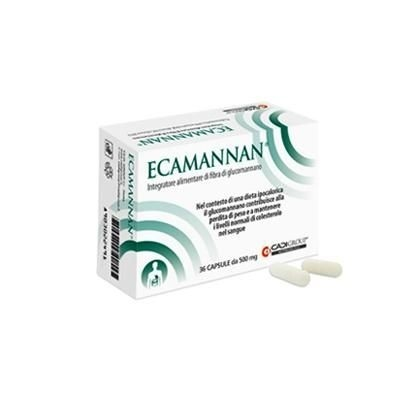 ECAMANNAN 36 capsule 500 mg