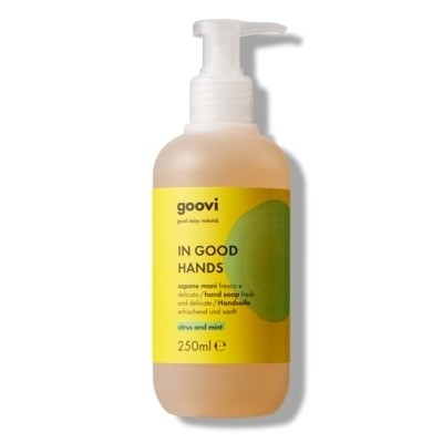 The Good Vibes Company Goovi In Good Hands Sapone Mani Liquido 250ml