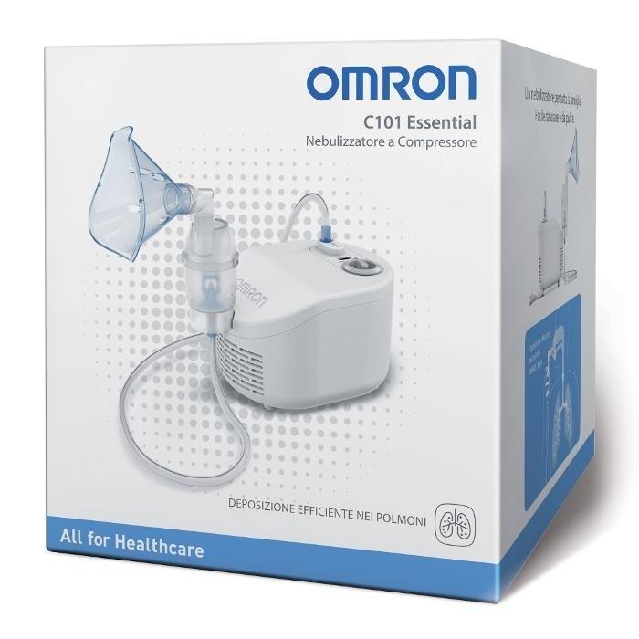 Corman Nebulizzatore Omron c101 essential a pistone