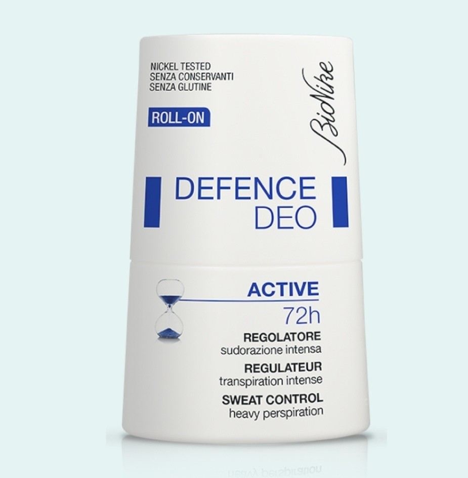 Bionike Defence  Roll-On Deo Active  72h Regolatore 50 ml