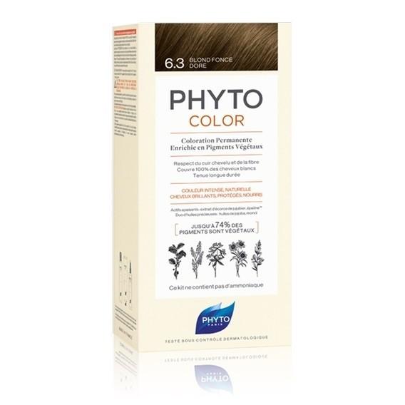 Phyto Color 6.3 Biondo Scuro Dorato