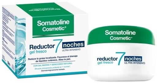 Somatoline Cosmetic Snellente 7 Notti Gel Fresco 250ml