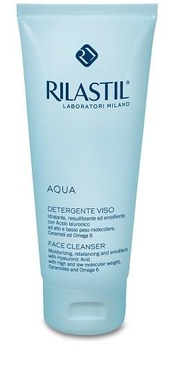 Rilastil Aqua Detergente Viso 200ml