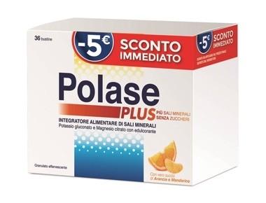 Pfizer Polase Plus 36 bustine