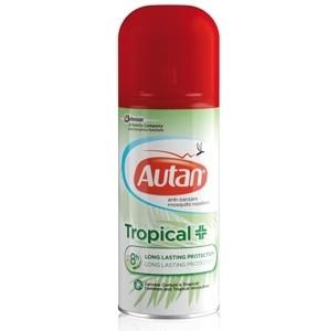 Autan Tropical Spray Secco 100ml