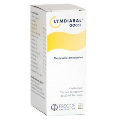 Named Lymdiaral Gocce  50 ml
