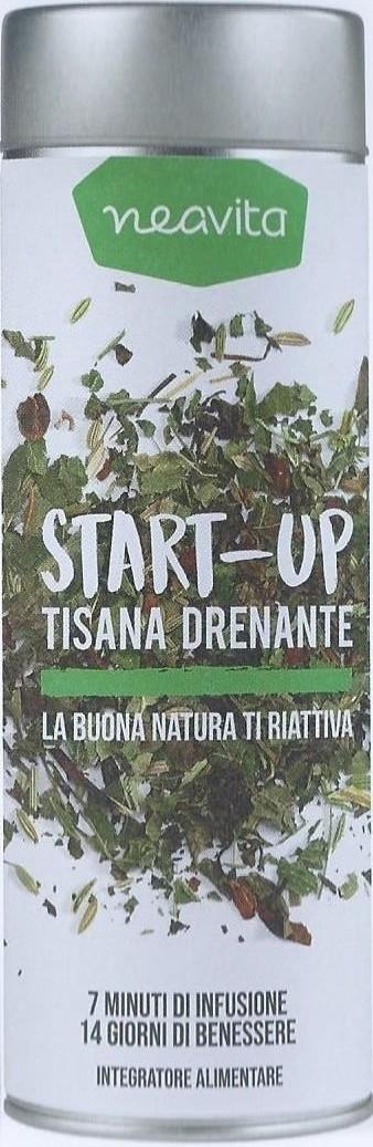 Neavita Start-Up Tisana Drenante 70g