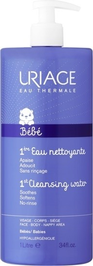 Uriage Eau Thermale Bebè  1ère Acqua Detergente 500 ml