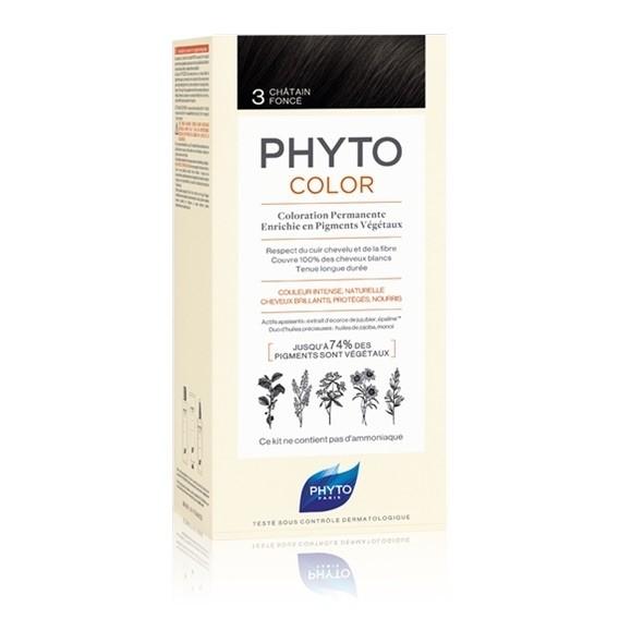 Phyto Color 3 Castano Scuro