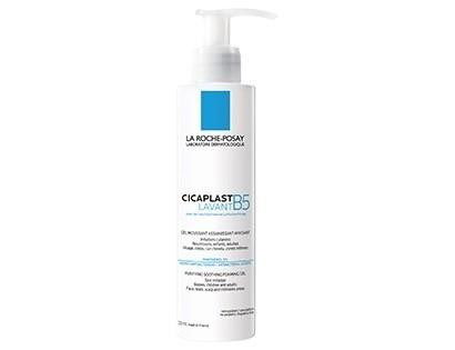 La Roche-Posay Cicaplast B5 Gel moussant lavant 200 ml