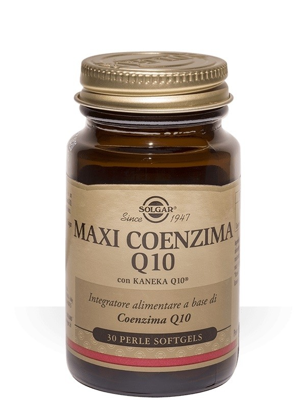 Solgar Maxi Coenzima Q10 30 perle