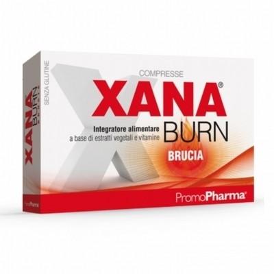 PromoPharma XanaBurn Integratore peso e metabolismo 20 compresse