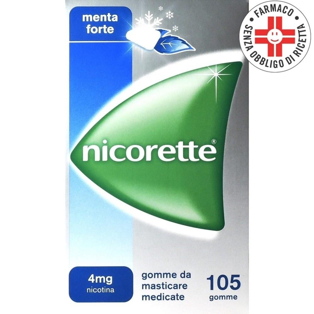Nicorette* 105 gomme masticabili 2mg