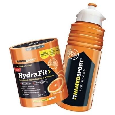 Named Sport Hydrafit 400 grammi+ borraccia in omaggio