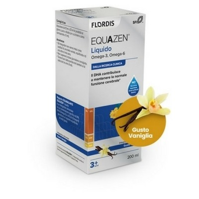 Named Equazen Integratore alimentare gusto vaniglia 200 ml