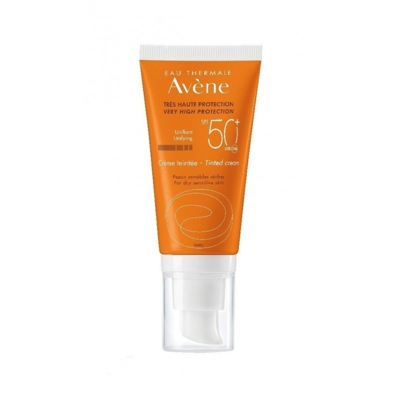 Avène Crema Colorata Spf 50+ 50ml