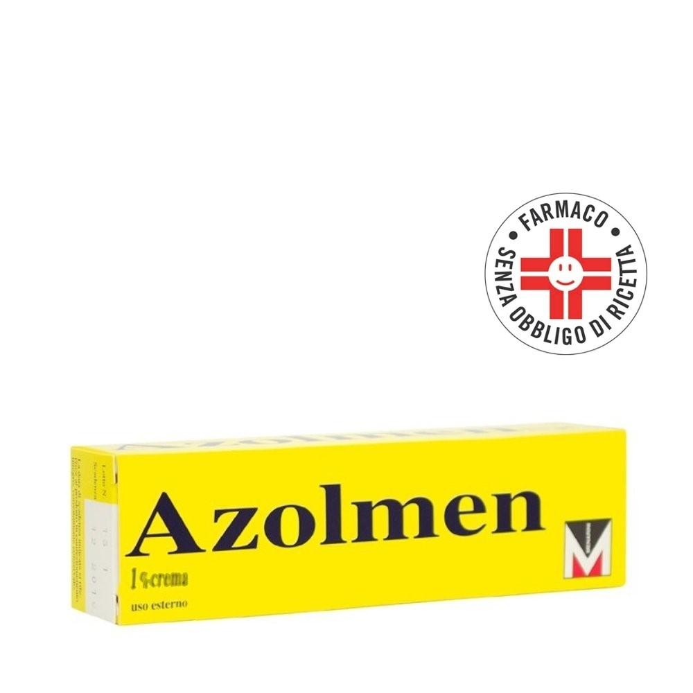 Azolmen* Crema 30gr 1%