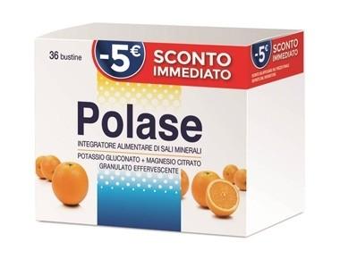 Pfizer Polase Arancia 36 bustine promo