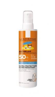 La Roche-Posay Anthelios Dermo-Pediatrics Invisible Spray SPF50+ 200ml