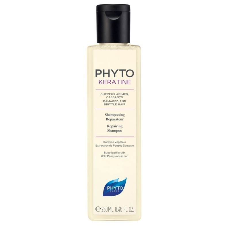 Phyto Phytokeratine Shampoo 250 ml