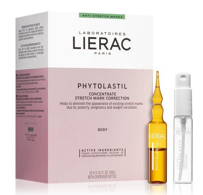 Lierac Phytolastil Fiale Smagliature 20 Fiale x 5ml