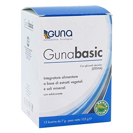 Guna Basic15 bustine 7 g