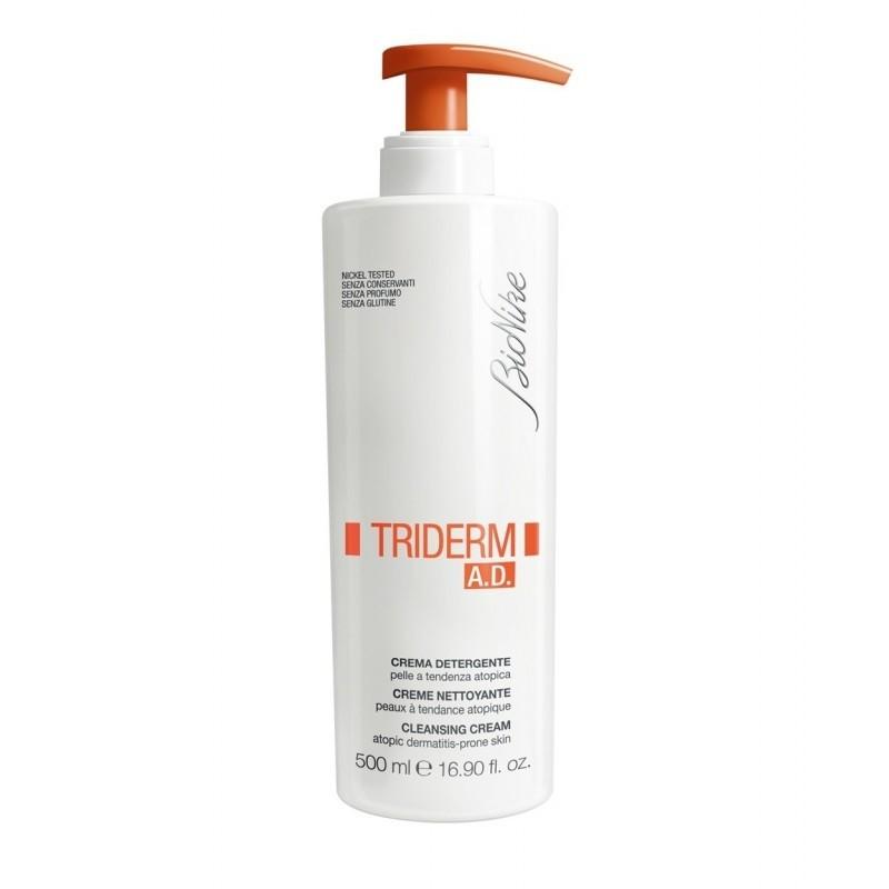 Bionike Triderm Ad Crema Detergente 500ml