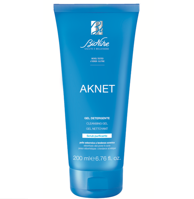 Bionike Aknet Gel Detergente Purificante 200ml