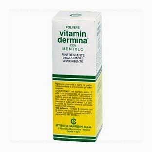 Vitamindermina Polvere Mentolo 100 g