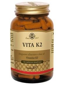Solgar Vita k2 50 compresse