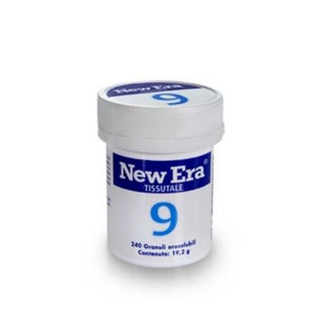Named New Era Tissutale 9 240 mini compresse orosolubili