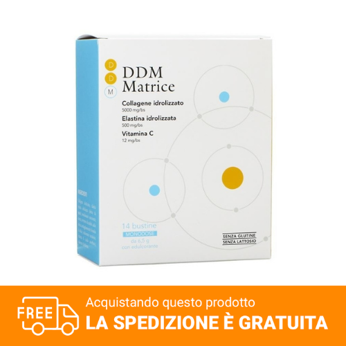 Omeopiacenza DDM Matrice 14 Bustine