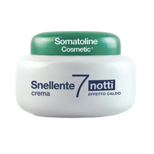 Somatoline Cosmetic Snellente 7 Notti Crema Effetto Caldo 400ml