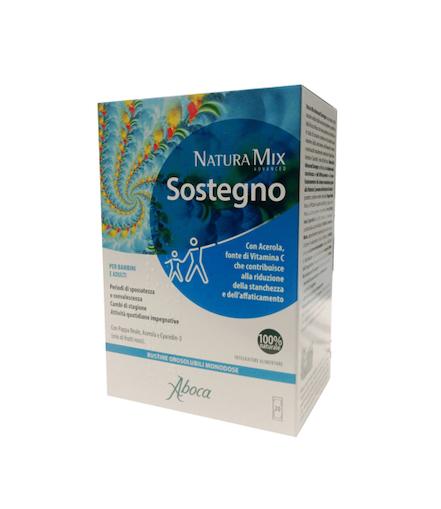 Aboca Natura Mix Advanced Sostegno 20 bustine