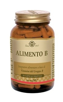 Solgar Alimento B 50 capsule vegetali