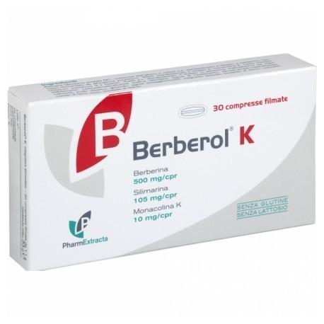 PharmExtracta Berberol K 30 compresse