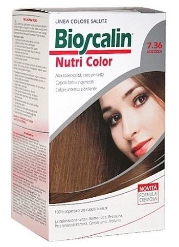 Bioscalin nutri color 7,36 nocciola sincrob 124 ml