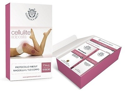 Gianluca Mech Kit Cellulite Adiposità Protocollo In&Out
