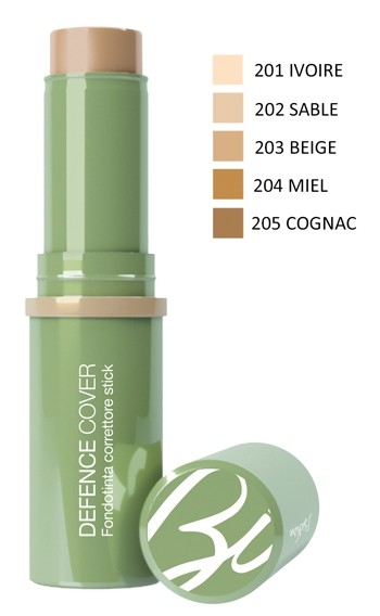 Bionike Defence Cover Fondotinta Correttore Stick SPF30 205 Cognac 10ml