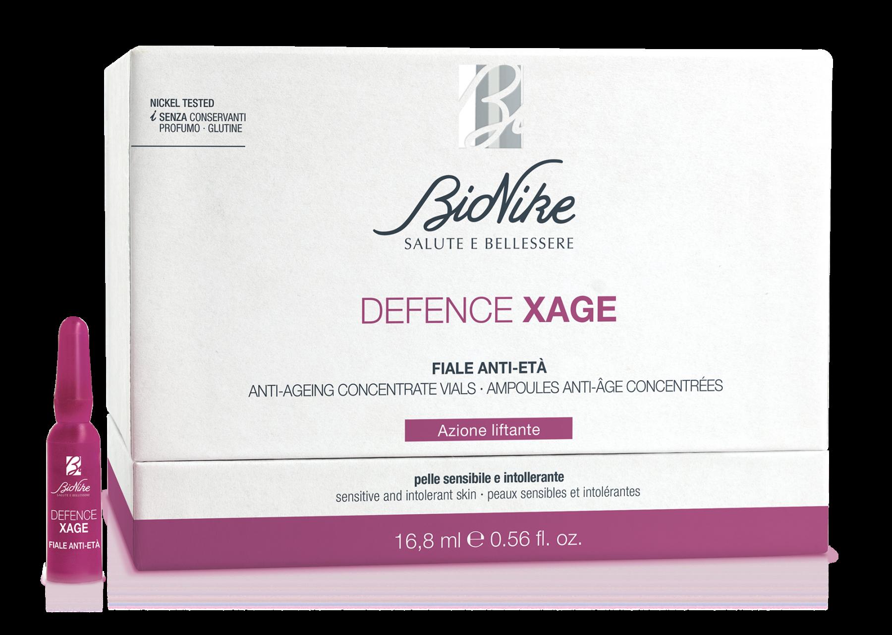 Bionike Defence Xage 14 fiale Concentrate Antieta' Multi Correttive