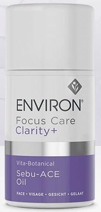Environ Focus Care Clarity+ Sebu-ACE Oil 60ml
